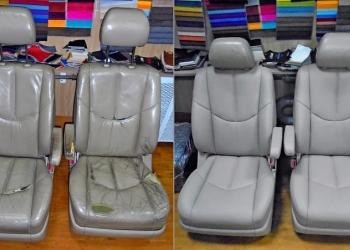Автоателье: перетяжка салона, пошив чехлов, ремонт сидений