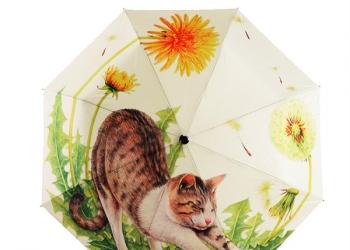 Распродажа зонтов с весенним настроением!