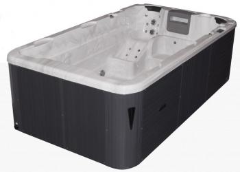 Плавательный гидромассажный СПА бассейн Agasis 339C Jazzi Pool