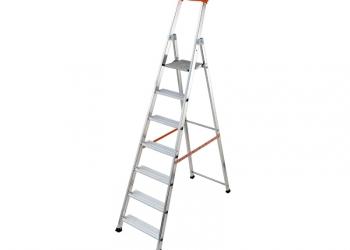 Стремянка (лестница) AL 740. 7 ступеней (Gierre Италия)