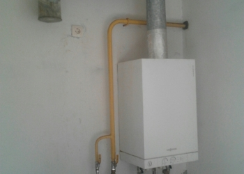 Газовый настенный котел Viessmann Vitopend 100-W WH1D268
