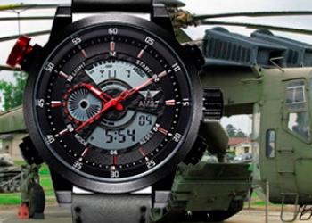 Армейские часы AMST 3013
