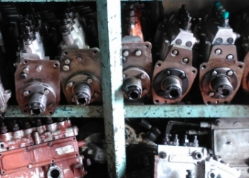Ремонт насосов топливных в Сарпинском районе