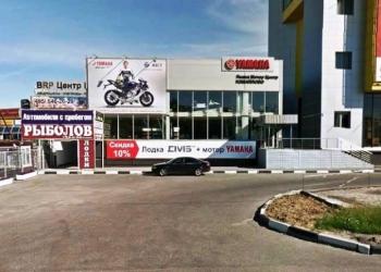 Продажа магазина 500 м2 с арендатором YAMAHA в Балашихе, 1-я линия