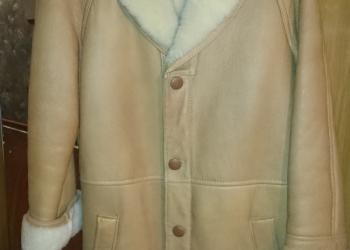 Куртка женская натуральная бежевая