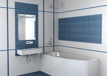 Ванная комната под ключ.Плитка, сантехника,электрика,двери...