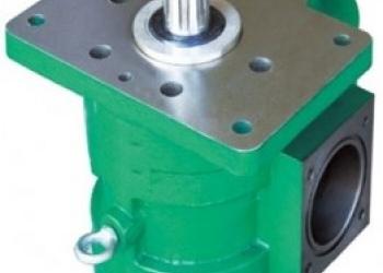 DCB-B600-1000-F(L) шестерёнчатый насос