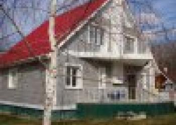 Продается дом с газом для постоянного проживания,город Чехов,Моск обл,Поповка.