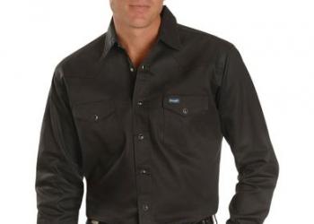 Продам рубашку Wrangler большого размера