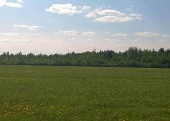 Участок 3,5 гектара земли под строительство