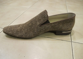 Замшевые туфли Mario Bruni