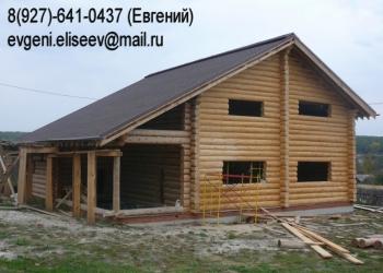 Срубы домов и бань на заказ из Мордовии