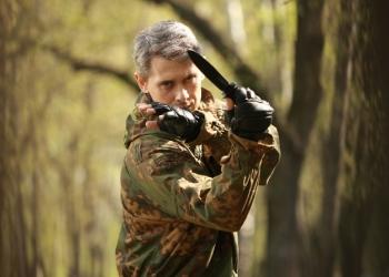 Ножевой бой в Томске, курс-знакомство (подарочный сертификат)