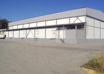 Низкотемпературные склады (450-1500 поллетамест, 33 руб. за п.м/сутки)