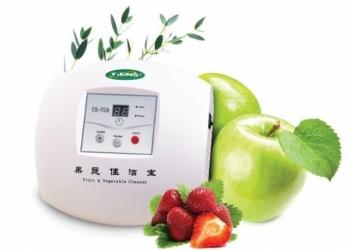 Прибор для очистки фруктов и овощей Озонатор.