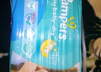 подгузники памперс