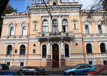 Дворец Малютка на Фурштатской.