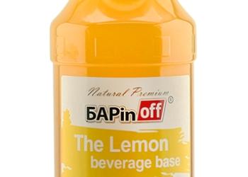 Лимонный сок концентрированный