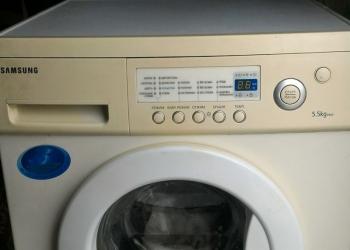 Продам стиральную машину авт. 5.5кг