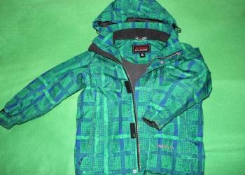 Зимний костюм, демисезонная куртка, ветровка