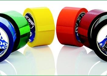 Скотч UNIBOB® 600 48мм х 66м (45 мкм) Цветной