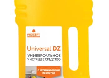 Universal DZ. 1л Моющее средство с антимикробным эффектом