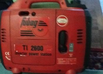 Инвекторный генератор Fubog TI 2600