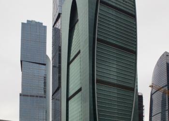 Офис в «Москва-сити»
