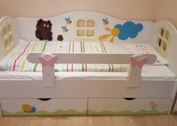 Кровать Винни пух
