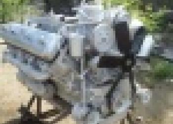 Ремонт двигателей ЯМЗ, ЯАЗ 204, Д65, КАМАЗ