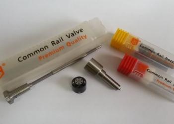 Комплектующие к форсункам топливной системы Common Rail