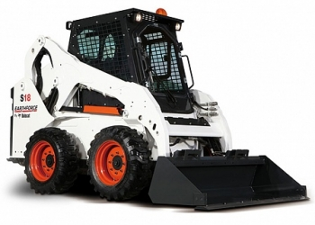 Bobcat S18 Earthforce