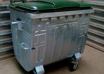 Изготовление контейнеров для сбора отходов