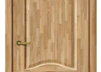 Межкомнатные двери из массива ясеня