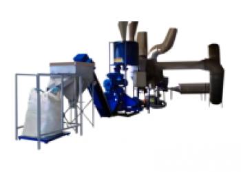 Технологическая линия «Круглый год» производства гранул витаминно-травяной муки