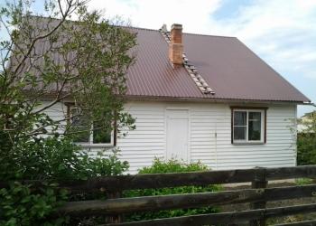 Деревянный дом 100 м2