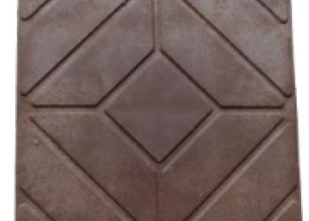 плитка полимерно песчаная 33х33
