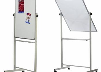 Напольные поворотные магнитно-маркерные доски с доставкой в Липецкую  обл.