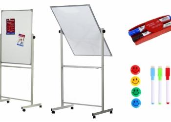 Напольные поворотные магнитно-маркерные доски с доставкой в Марий-Эл