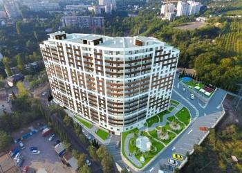 2-к квартира, 60 м2, 6/18 эт. в Ялте с видом на море и город
