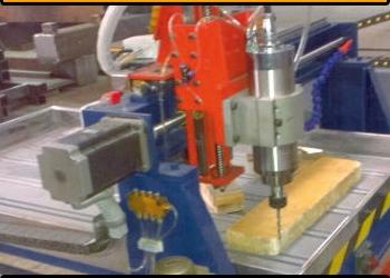 Фрезеровка (мехобработка) и лазерная резка