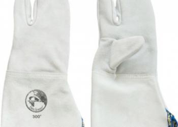 Перчатки (пара) трехпалые Brickman (Италия)