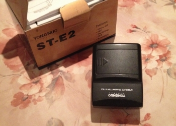 Синхронизатор YongNuo ST-E2 для Canon