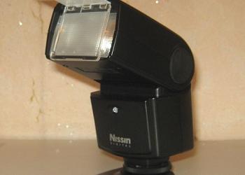 Фотовспышка Nissin Di466 для Nikon