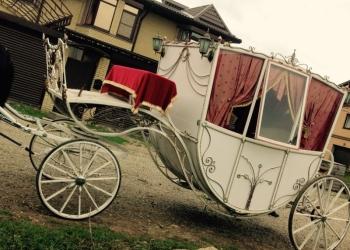Продаётся свадебная карета