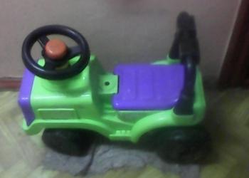 Машинка детская для прогулки.
