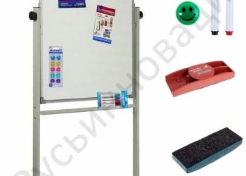 Напольные поворотные магнитно-маркерные доски с доставкой в Псковскую область