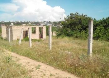 Продается отличный участок на Фиоленте в районе остановки Поселок.