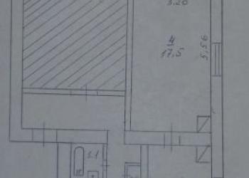 3-к квартира, 74 м2, 2/2 эт.
