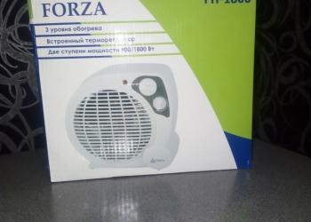 Новый тепловентилятор Forza